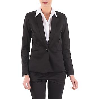 衣服 女士 外套/薄款西服 La city VBASIC 黑色