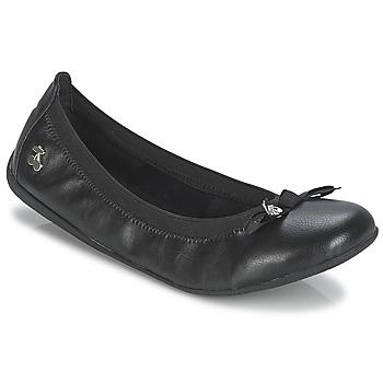 鞋子 女士 平底鞋 Le Temps des Cerises LILOU 黑色