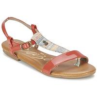 鞋子 女士 凉鞋 Le Temps des Cerises CARLY CORAIL 珊瑚色