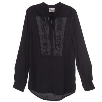 衣服 女士 长衬衫 Stella Forest ACH001 黑色