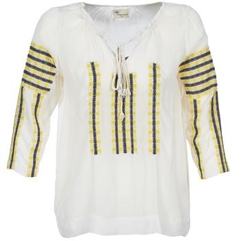 衣服 女士 女士上衣/罩衫 Stella Forest ATU025 白色 / 灰色 / 黄色