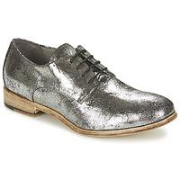 鞋子 女士 短筒靴 Now SMOGY 银色
