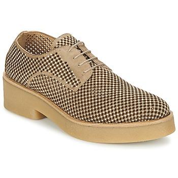 鞋子 女士 德比 Now TORAL 棕色