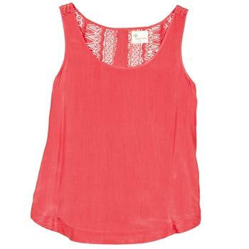 衣服 女士 无领短袖套衫/无袖T恤 Stella Forest ADE009 玫瑰色