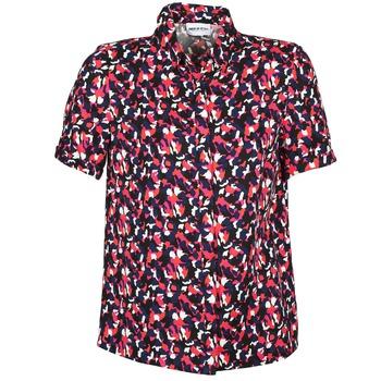 衣服 女士 短袖衬衫 American Retro NEOSHIRT 黑色 / 玫瑰色 / 橙色