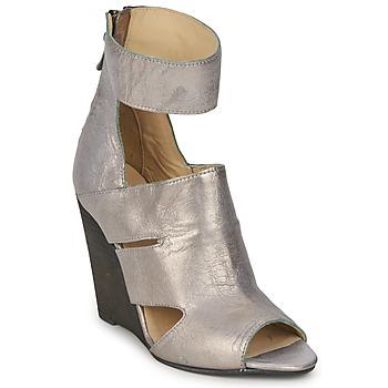 鞋子 女士 涼鞋 Dkode THETIS 灰色 /  perle