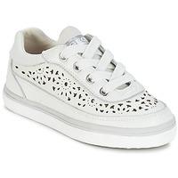 鞋子 女孩 球鞋基本款 Geox 健乐士 CIAK G. H 白色