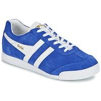 鞋子 女士 球鞋基本款 Gola HARRIER 蓝色 / 白色