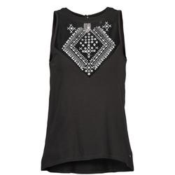 衣服 女士 无领短袖套衫/无袖T恤 Element ROSANA 黑色