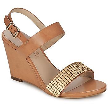 鞋子 女士 凉鞋 JB Martin 1OLE 驼色 / 金色