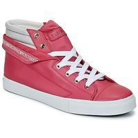 鞋子 女士 高帮鞋 Bikkembergs PLUS 647 粉色 / 灰色