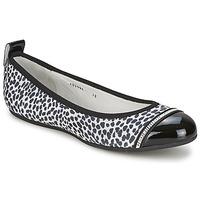 鞋子 女士 平底鞋 Bikkembergs BASAR 910 黑色 / 白色