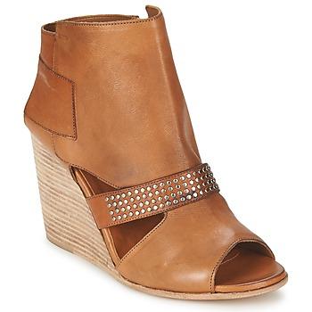 鞋子 女士 短靴 OXS SPORT-320 棕色