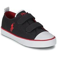 鞋子 儿童 球鞋基本款 Polo Ralph Lauren WHEREHAM LOW EZ 蓝色