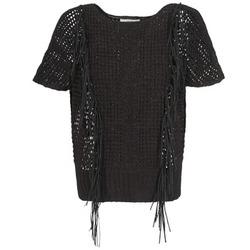 衣服 女士 羊毛衫 Gaudi SILENE 黑色