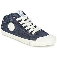 鞋子 男士 球鞋基本款 Pepe jeans INDUSTRY DENIM 蓝色