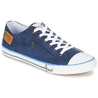 鞋子 男士 球鞋基本款 Kaporal ICARE 海蓝色