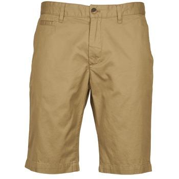 衣服 男士 短裤&百慕大短裤 Chevignon A BERMUDA TWILL 米色