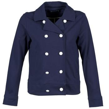 衣服 女士 外套/薄款西服 Petit Bateau 小帆船 FLORINE 海蓝色