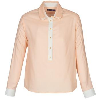 衣服 女士 衬衣/长袖衬衫 Petit Bateau 小帆船 FILAO 玫瑰色