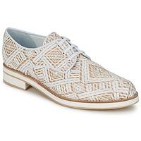 鞋子 女士 德比 Stéphane Kelian HUNA 7 白色