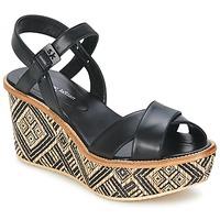 鞋子 女士 凉鞋 Stéphane Kelian BELLA 7 黑色