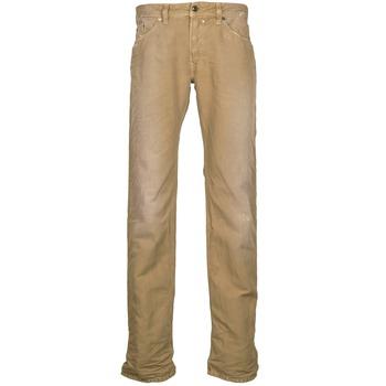 衣服 男士 直筒牛仔裤 Diesel 迪赛尔 SAFADO 米色