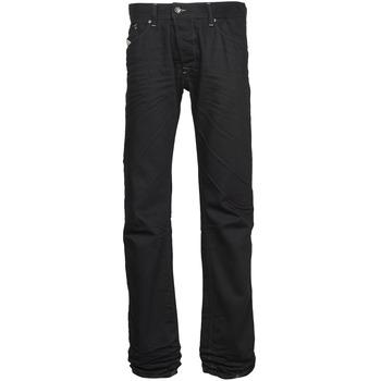 衣服 男士 直筒牛仔裤 Diesel 迪赛尔 DARRON 黑色