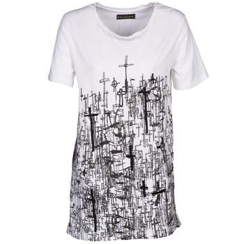 衣服 女士 短袖体恤 Religion B123CND13 白色