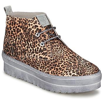 鞋子 女士 高帮鞋 Ylati BAIA F Leopard