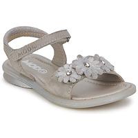 鞋子 女孩 凉鞋 Mod'8 JUKA 银色