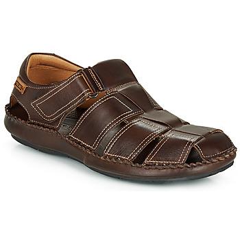 鞋子 男士 凉鞋 Pikolinos 派高雁 TARIFA 06J 棕色
