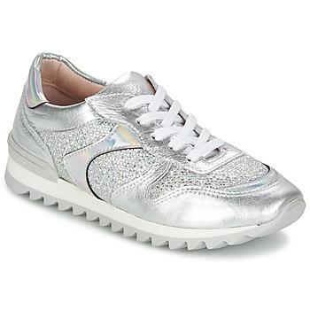 鞋子 女士 球鞋基本款 Unisa DALTON 银色 / 白色
