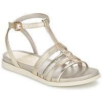 鞋子 女士 凉鞋 Unisa PY 银色