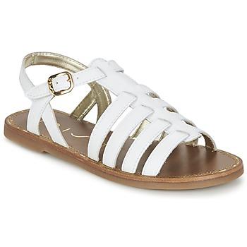 鞋子 女士 涼鞋 Unisa YOLETA 白色