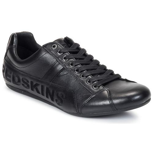 鞋子 男士 球鞋基本款 Redskins TONIKO 黑色