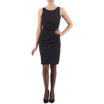 衣服 女士 短裙 Esprit 埃斯普利 BEVERLY CREPE 黑色