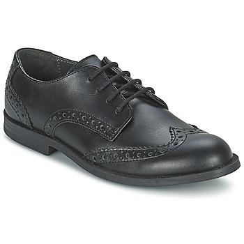 鞋子 女孩 德比 Start Rite BURFORD 黑色