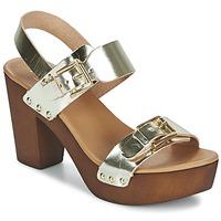 鞋子 女士 凉鞋 Jonak KALY 金色