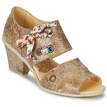 鞋子 女士 凉鞋 Eject LILI 米色