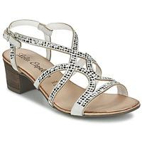 鞋子 女士 凉鞋 Lola Espeleta GRILLION 白色