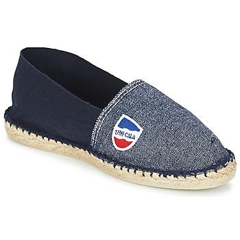 鞋子 帆布便鞋 1789 CLASSIQUE BICOLORE 海蓝色