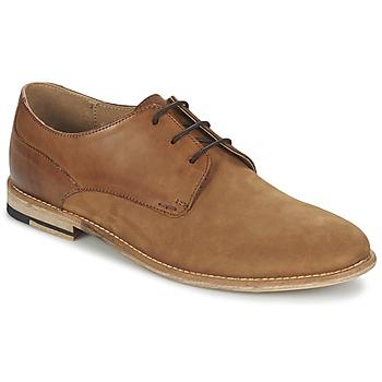 鞋子 男士 德比 Ben Sherman 宾舍曼 STOM DERBY 棕色