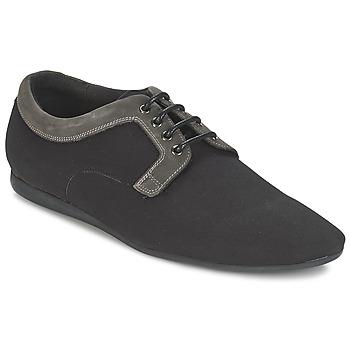 鞋子 男士 德比 Schmoove FIDJI CLUB 黑色 / 灰色