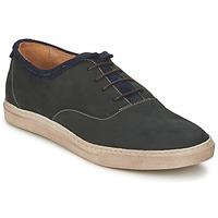 鞋子 男士 球鞋基本款 Schmoove ESCAPE LOW 黑色 / 海蓝色