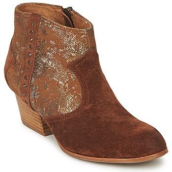 鞋子 女士 短靴 Schmoove WHISPER VEGAS 棕色 / 金色