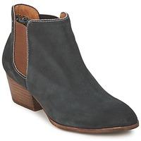 鞋子 女士 短筒靴 Schmoove WHISPER CHELSEA 海蓝色 / 棕色
