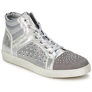 鞋子 女士 高帮鞋 Hip 90CR 银灰色-croco
