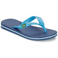 鞋子 儿童 人字拖 Ipanema 依帕内玛 CLASSICA BRASIL II 蓝色