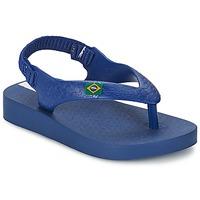 鞋子 儿童 凉鞋 Ipanema 依帕内玛 CLASSICA BRASIL BABY 蓝色